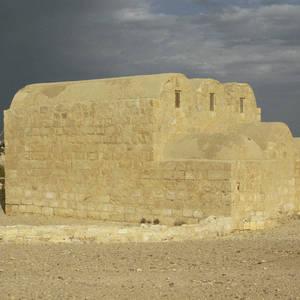 Festung Qasr-al-Amra © Via Verde