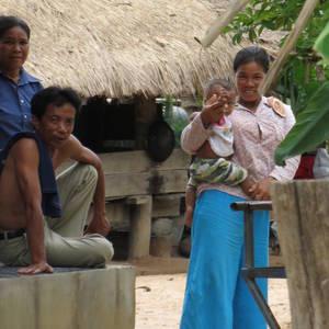 Homestay bei einer Familie in Banteay Chhmar © Patrick Lenz, a&e erlebnisreisen