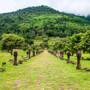 Wat Phou © Matyas Rehak, Dreamstime.com