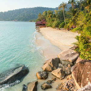 Bucht auf Tioman © Asiantraveler, Dreamstime.com