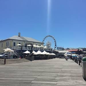 Promenade Victoria & Alfred Waterfront © Anja Dejoks, a&e erlebnisreisen