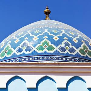 Mosaik-Kuppel © Lmeleca, Dreamstime.com