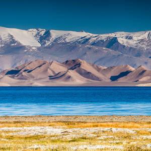 Karakul-See in Pamir © Masar1920, Dreamstime.com