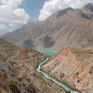 Yagnob-Fluss © Central Asia Adventures