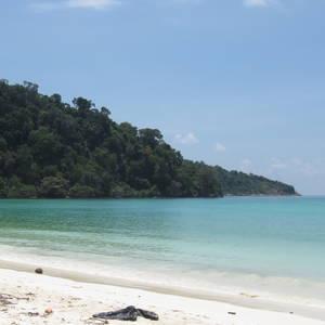 Strand auf Koh Lipe © Josephine Huth, a&e erlebnisreisen