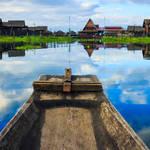Boot auf dem Inle-See © Noppakun, Dreamstime.com