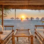 Lounge am Strand von Ngwe Saung © Eskala Hotels and Resorts Ngwe Saung