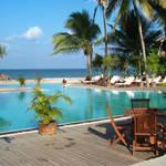 Pool im Palm Beach Resort © Palm Beach Resort