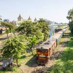 Bahnhof von Yangon © Amzphoto, Dreamstime.com