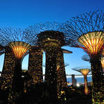 Gardens by the Bay © AlbertIse, Dreamstime.com