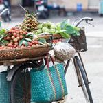 Vietnamesischer Straßenmarkt © Jaruek, Dreamstime.com